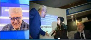 Alberico Lemme, rissa sfiorata con Francesca De André: Barbara D'Urso mostra