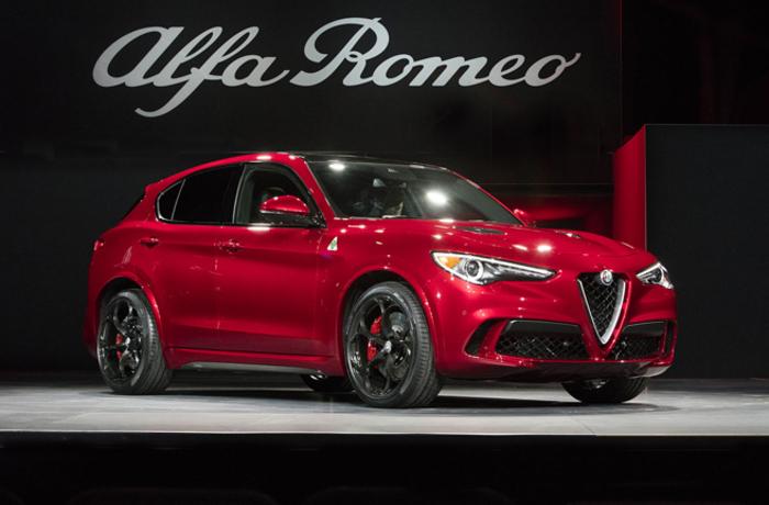 Auto più attesa del 2017: è Alfa Romeo Stelvio per gli inglesi