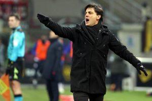 """Milan, Montella avvisa la Juventus: """"Allo Stadium ho già vinto"""""""