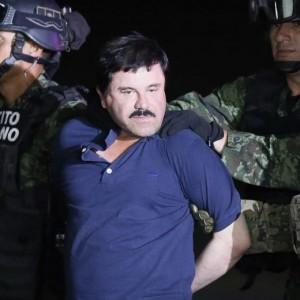 El Chapo estradato negli Stati Uniti: partito dal Messico verso New York