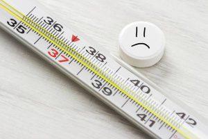 Febbre, serve contro l'infezione: l'ossessione sbagliata di farla calare sempre
