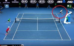 YOUTUBE Roger Federer, rovescio magico contro Nishikori
