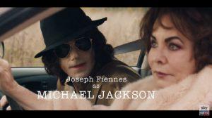 Michael Jackson interpretato dal bianco Joseph Fiennes in tv