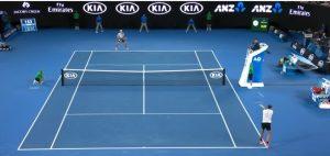 YOUTUBE Federer - Nadal: lo scambio più bello della finale degli Australian Open