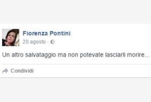 Fiorenza Pontini, prof di Venezia licenziata per post contro migranti su Fb