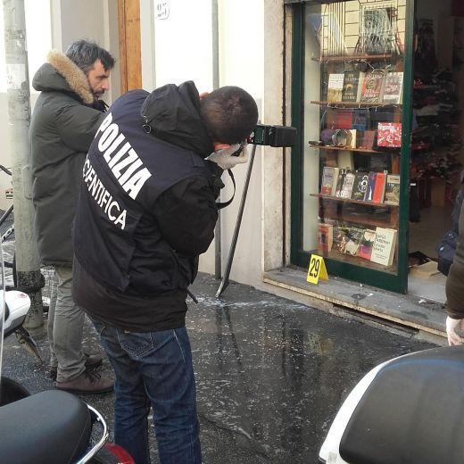 La bomba controrivoluzionaria di Firenze