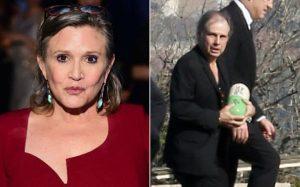 Pillola Prozac urna cineraria di Carrie Fisher, da noi libri, palloni...nuovi trend del dopo morte