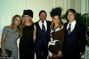 Sir Rocco Forte, magnate hotel di lusso britannici prepara la sua successione