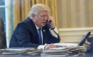 Trump, Klm costretta ad allontanare 7 passeggeri da Amsterdam verso Usa
