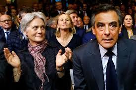 Fillon, favorito di destra a presidente in Francia, lo stipendio alla moglie casalinga lo fermerà?