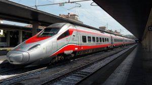 Treni, Genova-Roma in 4 ore con Frecciargento Trenitalia