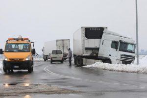 Neve al Nord Italia, freezing rain (pioggia gelata) in autostrada. Ecco dove
