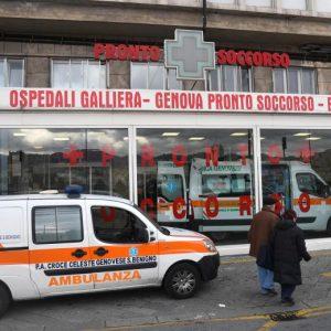 Meningite: un ricoverato a Genova, secondo caso in Liguria