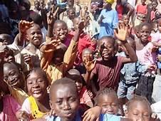 Bambini in Gambia