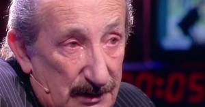 """Franco Gatti a Domenica Live: """"Ho parlato così con mio figlio morto"""""""