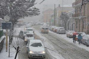Meteo, neve in Alto Adige: da giovedì anche al Centro e al Sud