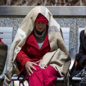 Gelo in Italia, pensionato morto di freddo in Brianza