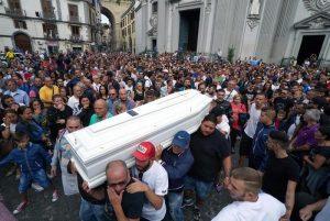 """""""Genny""""  Cesarano ucciso a 17 anni fu vittima innocente: 4 arresti a Napoli"""