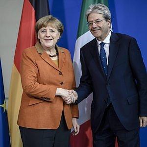 "Paolo Gentiloni ad Angela Merkel: ""No a flessibilità a corrente alternata"""