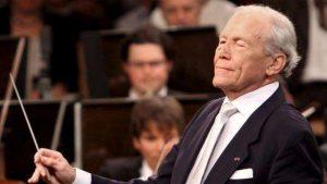 Georges Prêtre morto: addio al famoso direttore d'orchestra