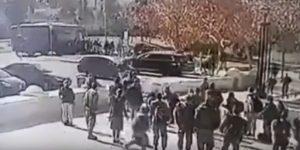 Gerusalemme, soldati schiacciati dal tir anche in retromarcia