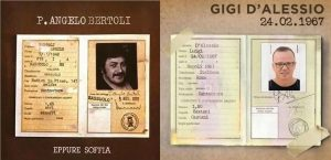 """Bertoli a Gigi D'Alessio: """"Copertina tuo cd è uguale a quella di mio padre"""". E cantante..."""