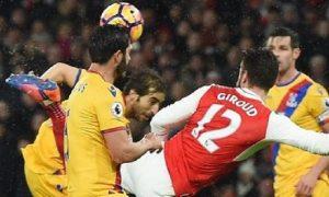 YOUTUBE Giroud gol con il colpo dello scorpione