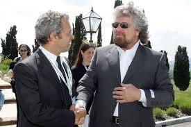 Mentana fa pace con Grillo che però ha ragione: i giornali sono servi se no denuncerebbero i suoi falsi
