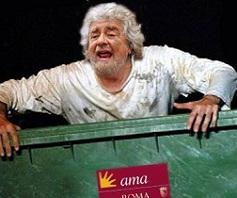 Raggi: netturbini Ama, più soldi e meno ore solo a Roma. Voto di scambio, dice niente?