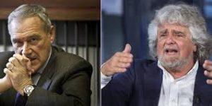 """Italicum, Grasso: """"Partiti trovino intesa"""". Grillo a Mattarella: """"Elezioni subito o Legalicum al Senato"""""""