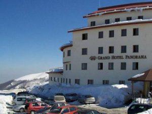 Maltempo, a Passo Lanciano (Chieti) hotel isolato con 150 ospiti