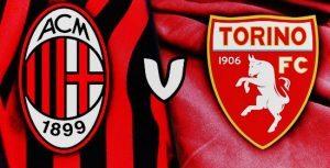Milan-Torino diretta live, formazioni ufficiali dalle 20.30