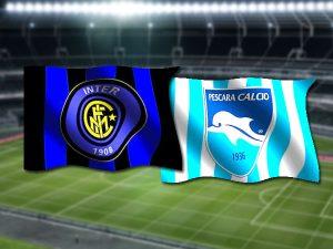 Inter-Pescara streaming - diretta tv, dove vederla