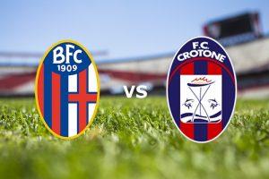 Crotone-Bologna streaming - diretta tv, dove vederla