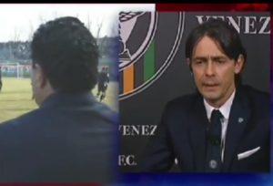 """YOUTUBE Filippo Inzaghi, frecciata a Berlusconi: """"Preferisco un presidente che non intralcia"""""""