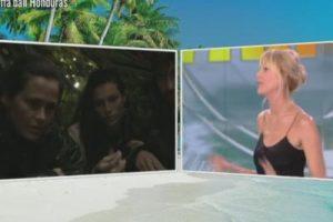 Isola dei famosi, primo battibecco tra Samantha De Grenet e Alessia Marcuzzi