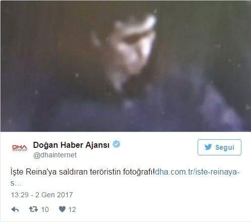 Istanbul, sarebbe questo il volto dell'attentatore