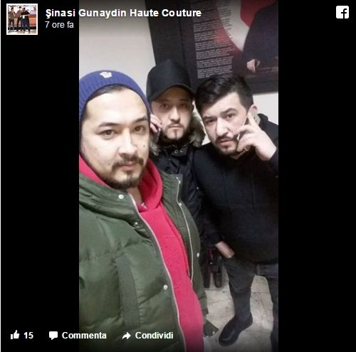 Istanbul, sarebbe questo il volto dell'attentatore FOTO: non aveva la barba2
