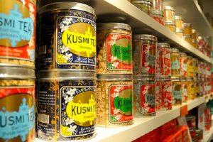 Camomilla Kusmi Tea ritirata dai negozi: tracce di alcaloidi