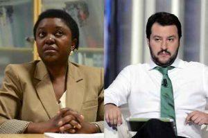 """Cécile Kyenge disse: """"Lega razzista"""". Gip dà torto a Salvini: """"Non è diffamazione"""""""