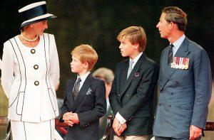 Lady Diana, le lettere sui figli William e Harry vendute per 17mila euro