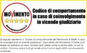 M5S vota Grillo giudice supremo e l'invulnerabilità dei grillini