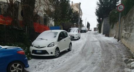 Neve continua In Abruzzo  200mila senza luce a casa