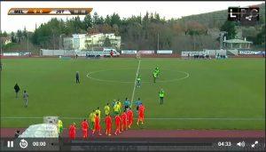 Melfi-Cosenza Sportube: streaming diretta live, ecco come vedere la partita
