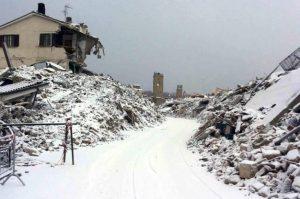 Meteo, freddo e neve su tutta l'Italia: le previsioni (foto Ansa)