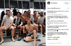 """Pjanic, maglia Lazio calpestata su Instagram. Polemica: """"Sei il solito romanista"""""""