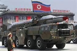 Missile intrcontinentale norcoreano