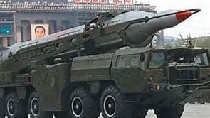 Il missile Musudan