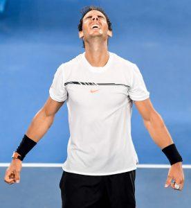 Australia Open 2017, Rafa Nadal contro Roger Federer in finale: battuto Dimitrov