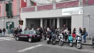 Napoli, studente si uccide: si è gettato dal balcone dell'Università Suor Orsola Benincasa